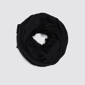 Zara Accessories - Soft black scarf BOGO 1/2 Off